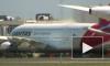 «Квантас» A380 снова в воздухе