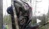 Иваново: В результате жуткого ДТП авто повисло на дереве, 20-летний водитель погиб