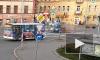 Подросток на мопеде, убегая от полиции, спровоцировал ДТП на проспекте Стачек