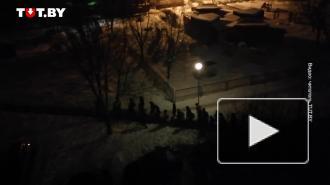 В Белоруссии задержали 18 участников протестной акции в Минске