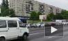 Видео: водители застряли в пробке на Типанова из-за массового ДТП