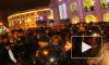 В Петербурге ОМОН избивает задержанных оппозиционеров