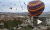 Видео: из-за экстренного приземления воздушных шаров травмировались 49 туристов