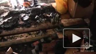 Видео: В Новочебоксарске наркодилер пытался взорвать гараж с наркотиками