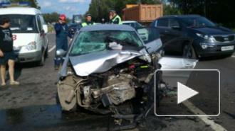 Авария на Костромском шоссе: два человека погибли, пять оказались в больнице после жуткого ДТП