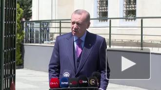 """Эрдоган рассказал о планах по производству вакцины """"Спутник V"""""""