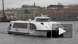 Чиновники утопили водное такси