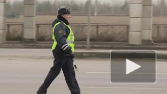 На Каменноостровском проспекте водитель-пенсионер сбил инспектора ДПС