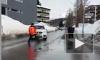 Давос: На полицейского наехал автомобиль из кортежа Трампа