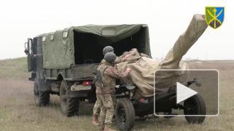 Украина начала военные учения ПВО на границе с Крымом