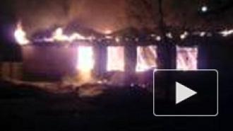 Пожар в психбольнице: страшные подробности