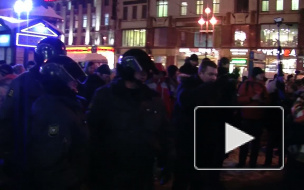 На митинге Стратегии-31 задержали 60 человек