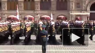 В Москве завершилась генеральная репетиция парада Победы