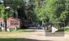 Под Зеленогорском дотла сгорела детская база отдыха