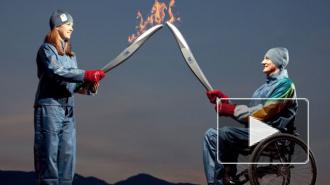 Эстафета Паралимпийского огня пройдет в Петербурге 1 марта