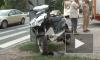 Мотоциклист, упавший на проезжую часть, остается в больнице