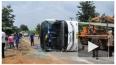 В столкновении автобусов под Шарм-эш-Шейхом погибли ...