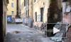 Петербуржцы возмущены разрушенными домами в центре города