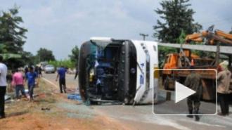 Смертельное ДТП в Египте: 17 сентября автобус с россиянами врезался в грузовик, МЧС готово к вылету в Хургаду
