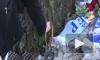 К месту гибели Марины Малафеевой горожане несут цветы и свечи