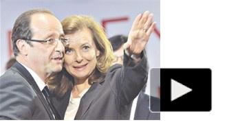 Адюльтер Франсуа Олланда положительно сказался на его рейтинге