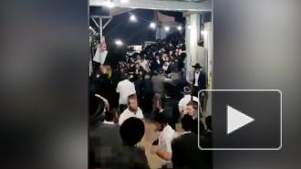 В Израиле сообщили о погибших при давке на празднике Лаг ба-Омер