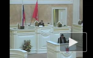 Спикером ЗакСа стал Вячеслав Макаров