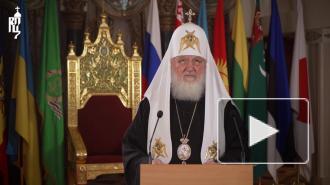 Патриарх Кирилл назвал причиной стрельбы в школе в Казани отсутствие религиозного воспитания