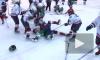Первенство по женскому хоккею закончилось массовой дракой