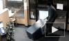 Неизвестные украли банкомат из московского супермаркета