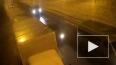 Попал! Водитель грузовика открыл дверь. ДТП на улице ...