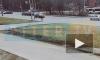 Четыре человека пострадали при столкновении двух иномарок в Невском районе