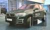 Piter.TV представляет: тест-драйв нового кроссовера BMW X5 в кузове F15