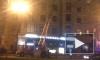 """В Приморском районе спасатели тушили пожар в кафе """"Georgia"""""""