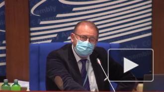 Председатель ПАСЕ отчитал депутата Верховной Рады за поведение