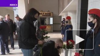 В Белоруссии почтили память жертв теракта в метро Минска