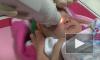 Диагностика зрения. Уникальные кадры из детской больницы на Авангардной