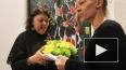 Скандал на выставке Зураба Церетели: акционистка принесл...