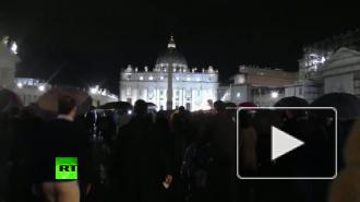 Православный патриарх собирается приехать на интронизацию Папы Римского