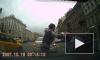 Двое мужчин подрались на проезжей части Невского проспекта и попали на видео