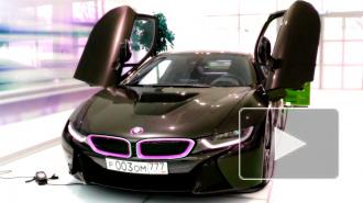 "Канал Piter.TV тестирует ""Баварского монстра"" -  BMW i8"