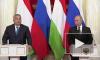 Россия и Венгрия обсудили перспективы нормализации отношений России и ЕС