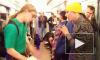 Корреспондент Piter.tv чуть не стал свидетелем мордобоя в питерском метро