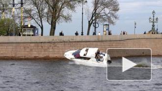 Пьяный капитан катера искупал пассажиров в Неве
