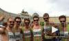 Голые марафонцы спровоцировали скандал в Петербурге