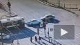 На проспекте Косыгина произошла авария с каршерингом