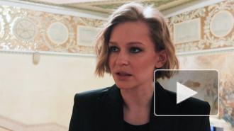 Юлия Пересильд заявила, что не любит смотреть фильмы со своим участием