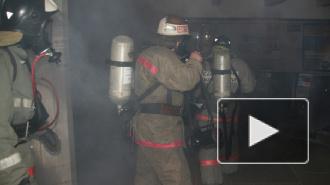 Из дома на Ленской улице эвакуировали 20 человек из-за горящего дивана