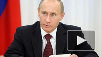 Владимир Путин: Порошенко взял на себя ответственность за развязывание войны