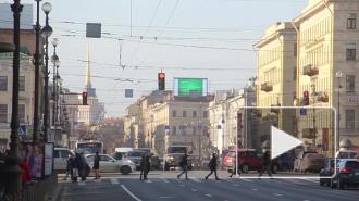 """Петербургские метеорологи опровергли, что на город надвигается циклон """"Александра"""""""